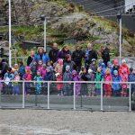 Förskolebarn i Norge